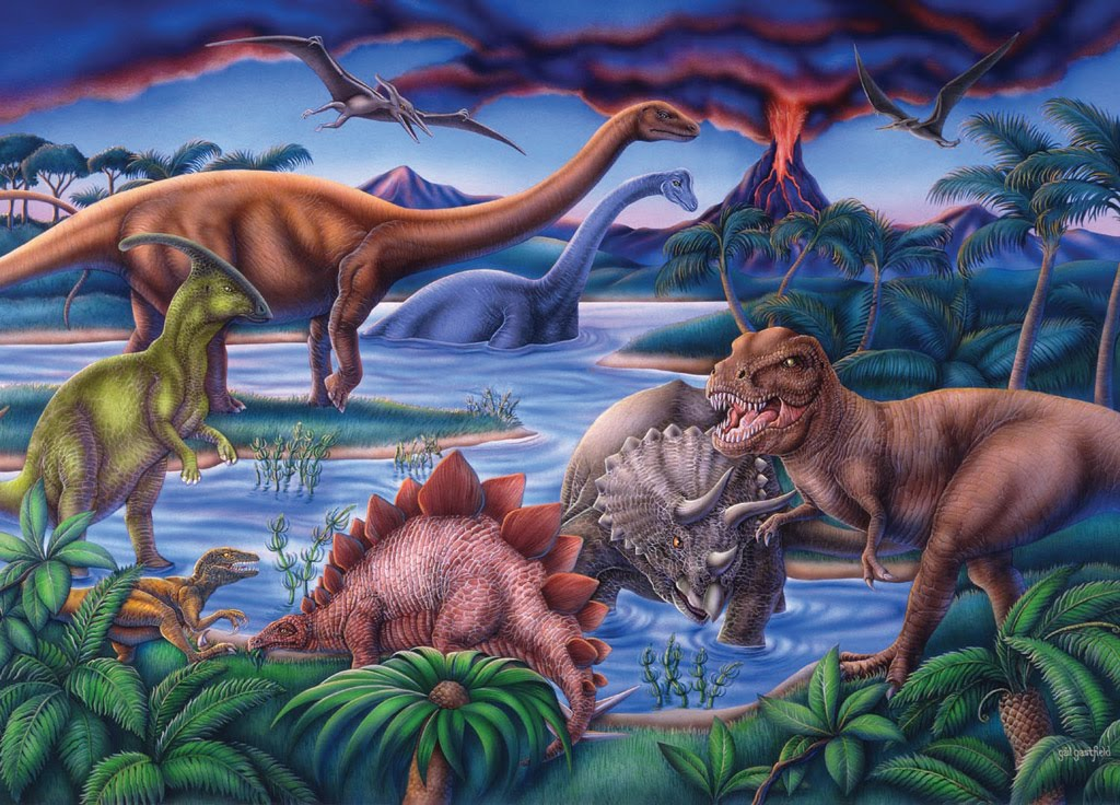 Puzzles And Plush Dinosaur Puzzles For Kids
